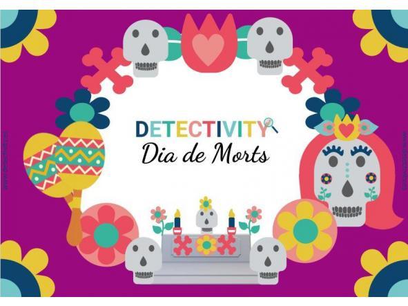 Joc de pistes Detectivity Dia de Morts (CAT)