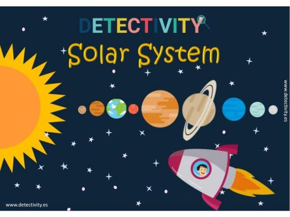 Juego de pistas Detectivity System Solar (CAT) [0]