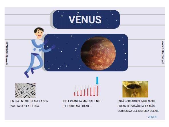 Juego de pistas Detectivity Solar System (ESP) [2]