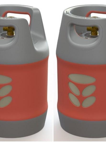 A2 Kit de 2 botellas en 12 , 18 y 24 litros