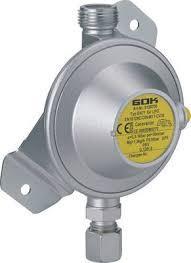 GOK REGULADOR DE GAS MANOREDUCTOR 30 MB 1,2 Kg/H