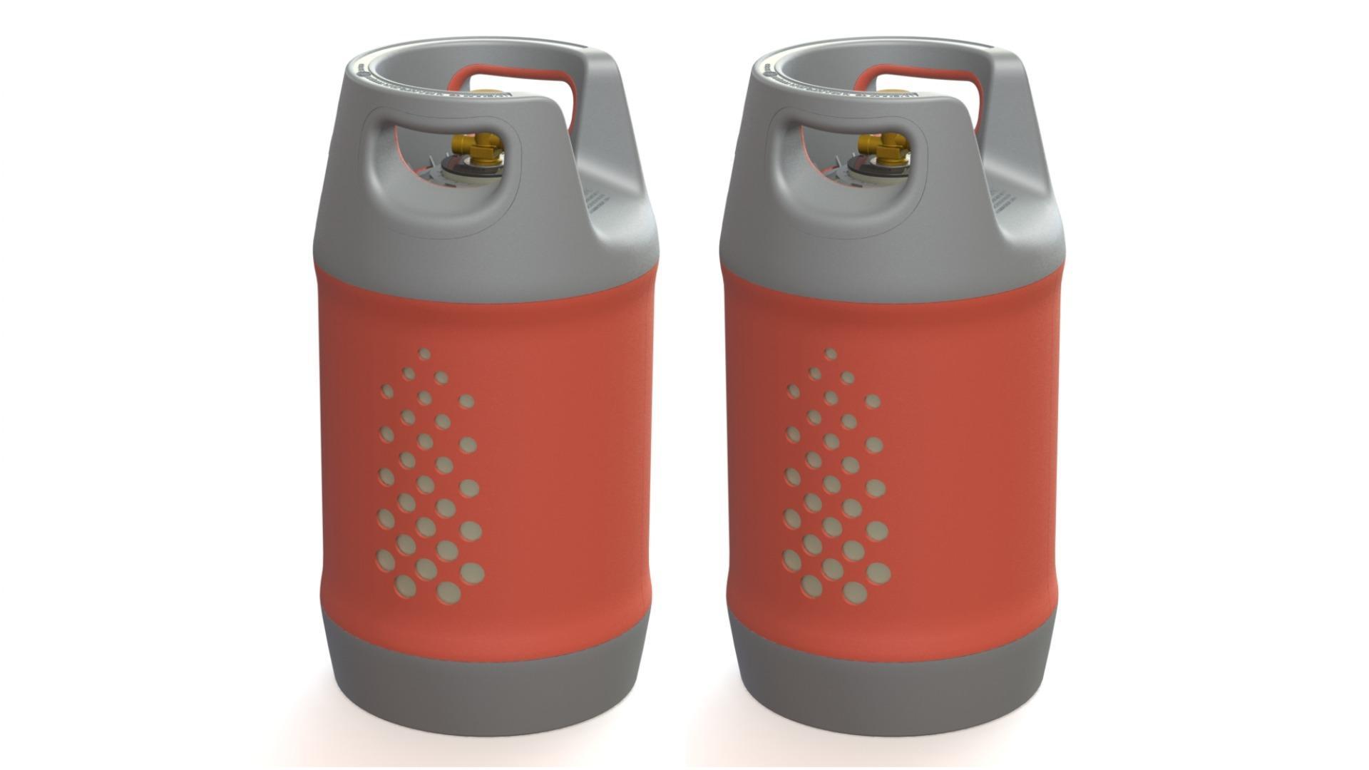 A2 Kit de 2 botellas de 24,4 litros