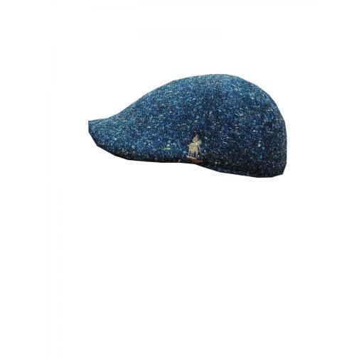 gorra mezcla azul [0]