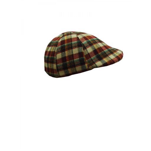 gorra lana roja [2]