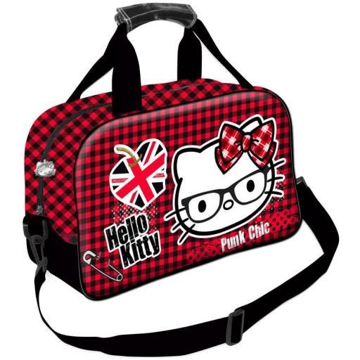 Bolsa Deporte Hello kitty
