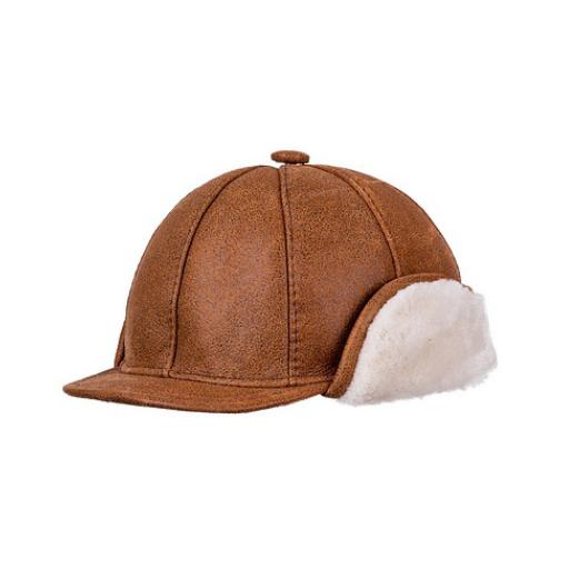 gorra cazador piel orejeras [1]