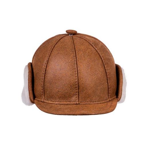 gorra cazador piel orejeras [2]