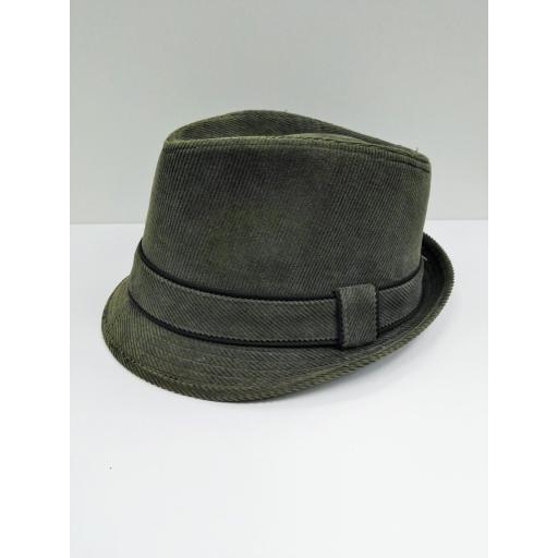 sombrero pana