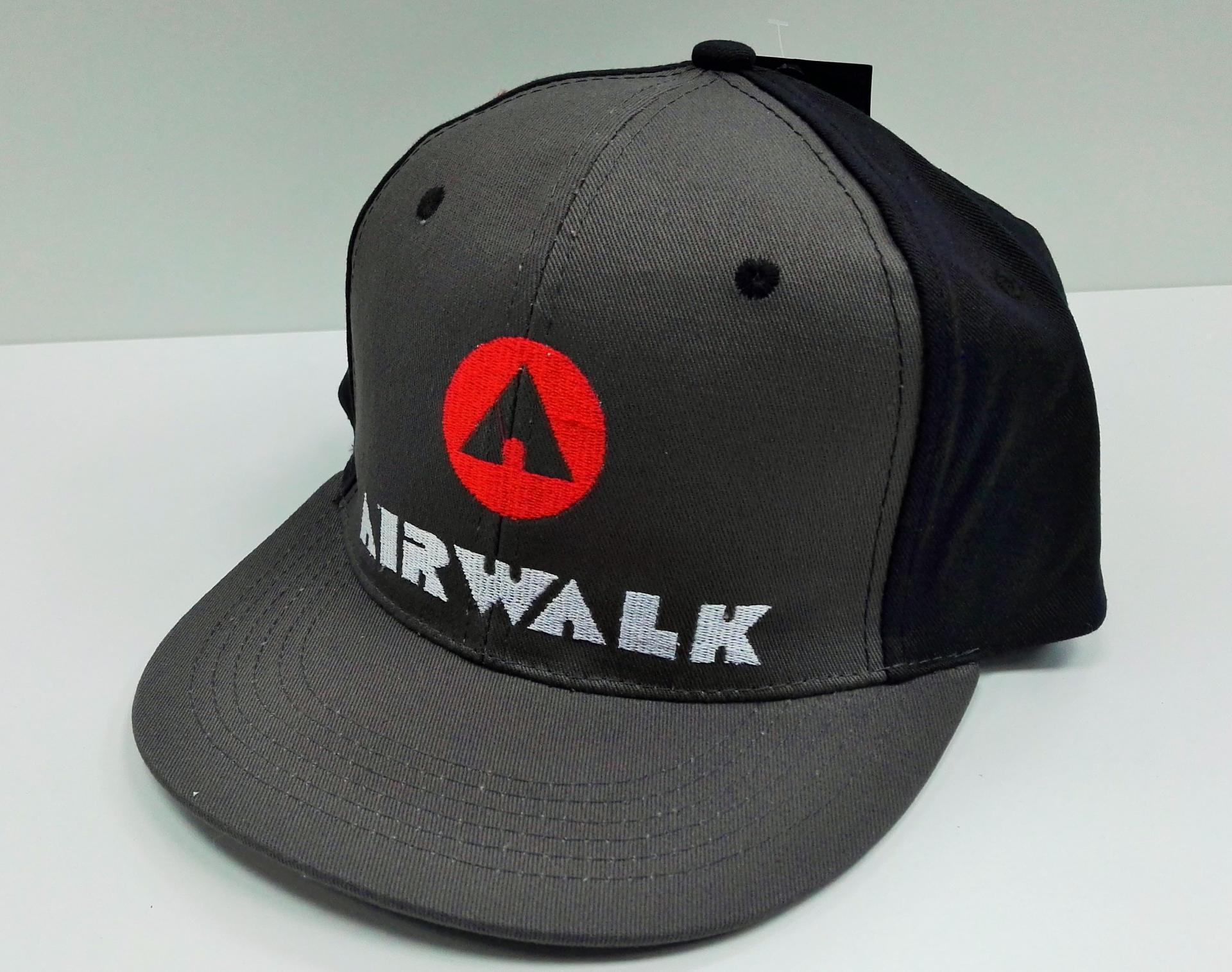 Airwalk logo gris