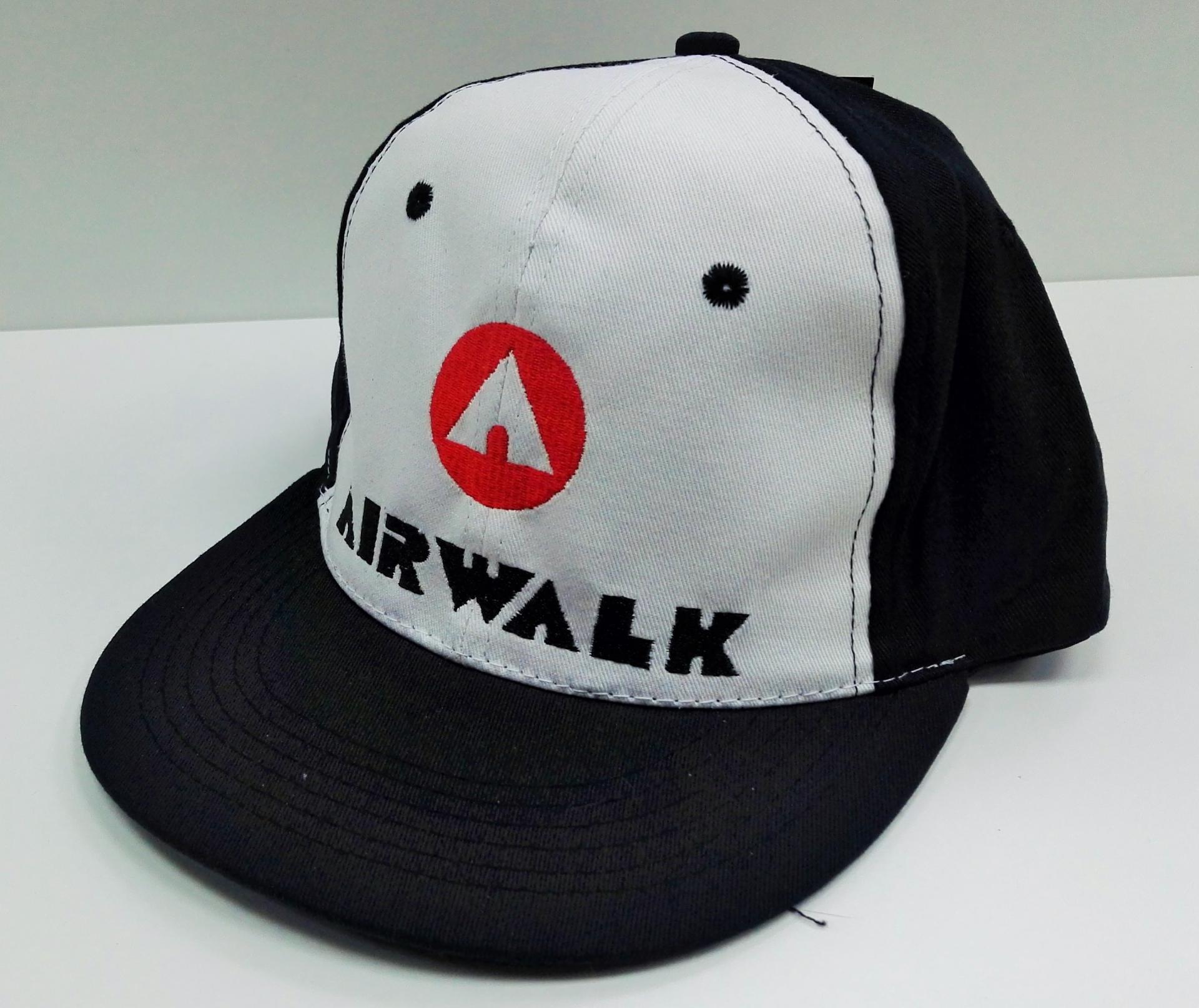 Airwalk logo blanca