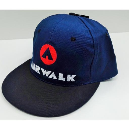 Airwalk logo navy
