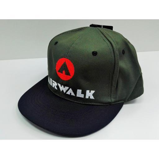 Airwalk logo verde