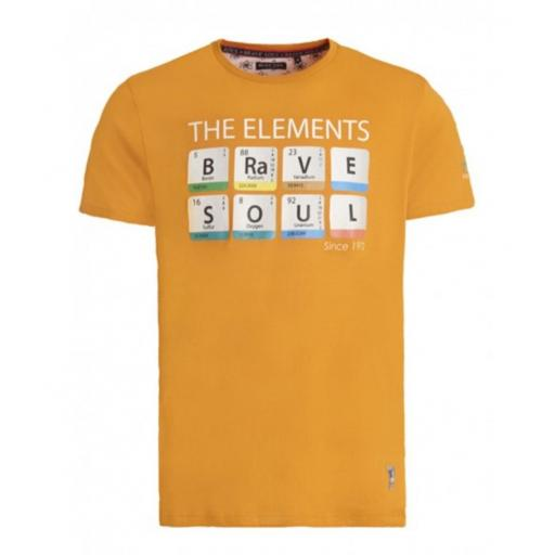 Camiseta elements [1]