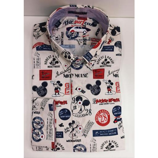 Camisa Mickey mouse [0]