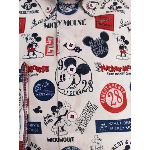 Camisa Mickey mouse [1]