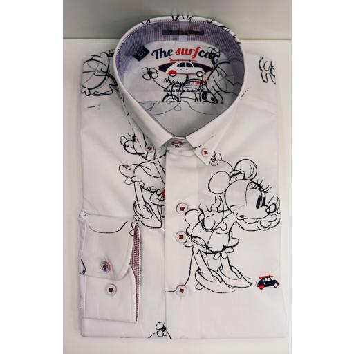 Camisa minnie mouse [0]