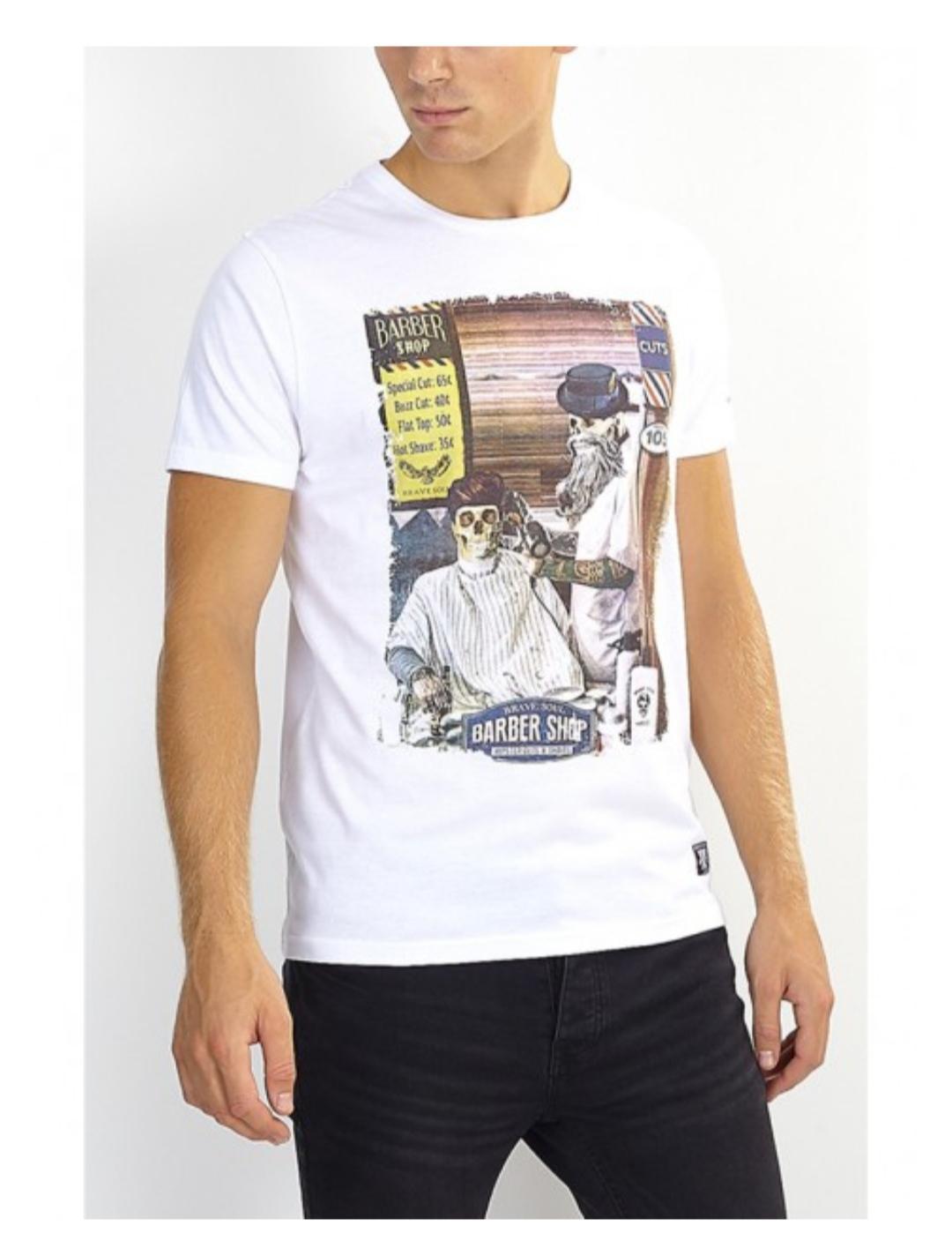 Camiseta barbershop2