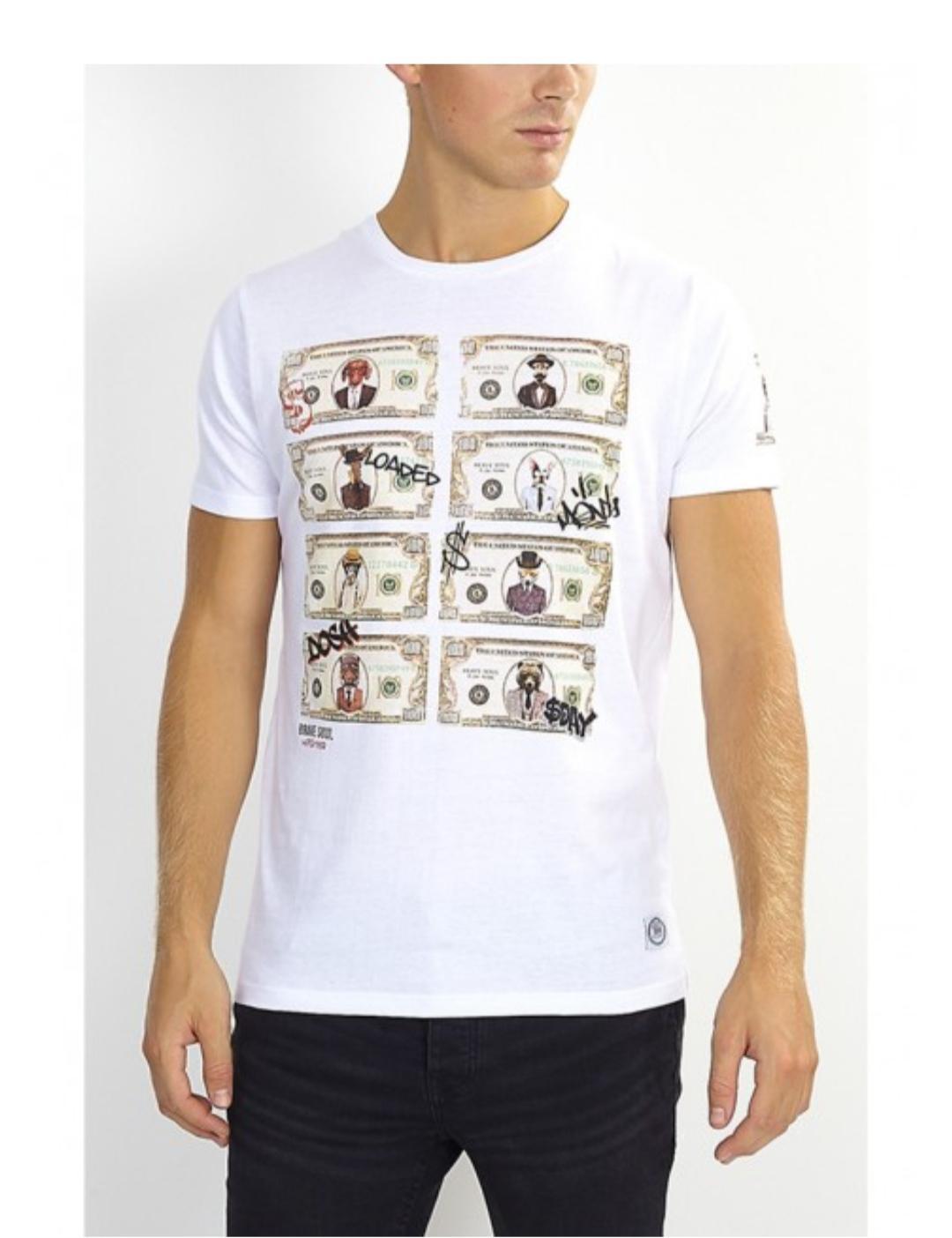 Camiseta money