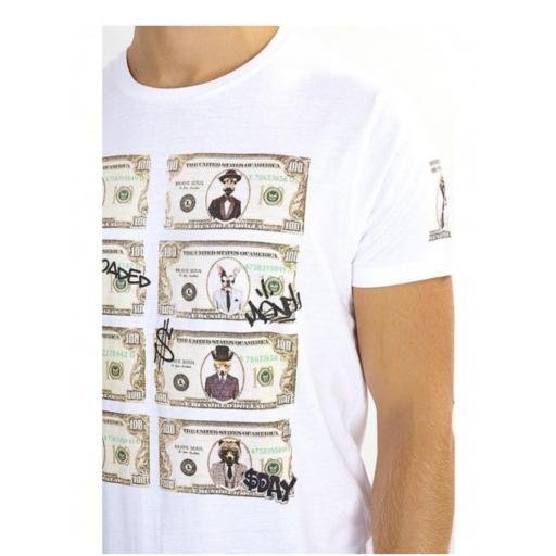 Camiseta money [1]