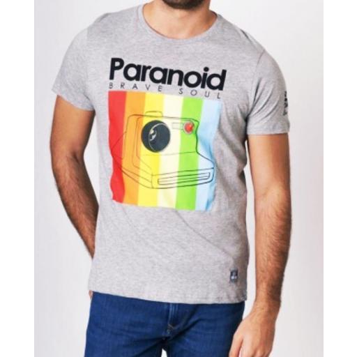 Camiseta Paranoid [1]