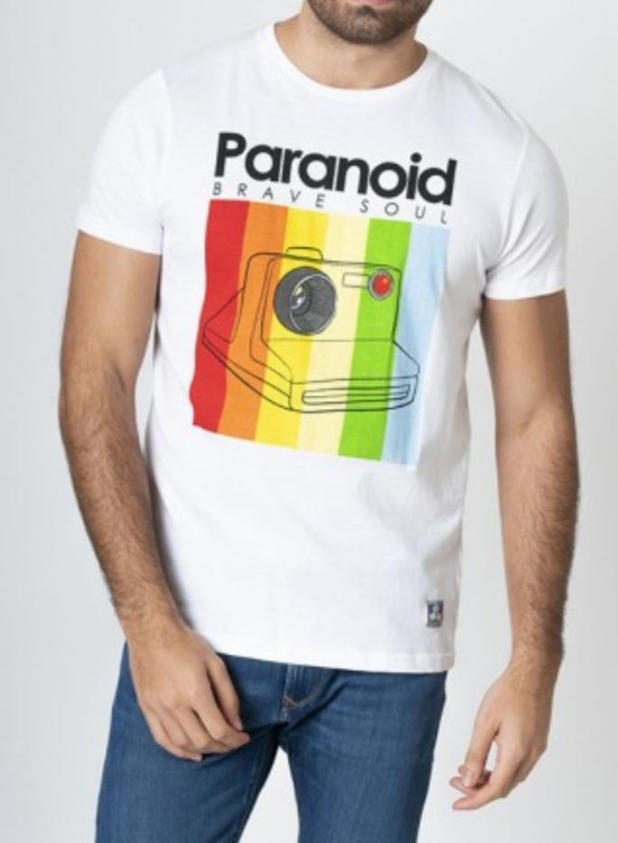 Camiseta Paranoid