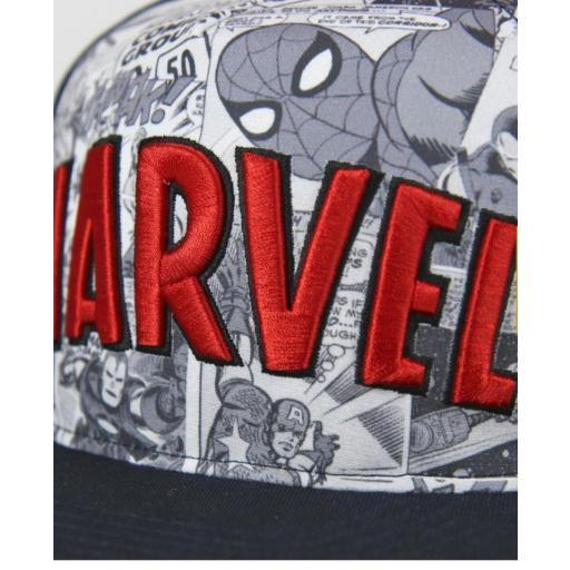 Gorra Marvel [1]