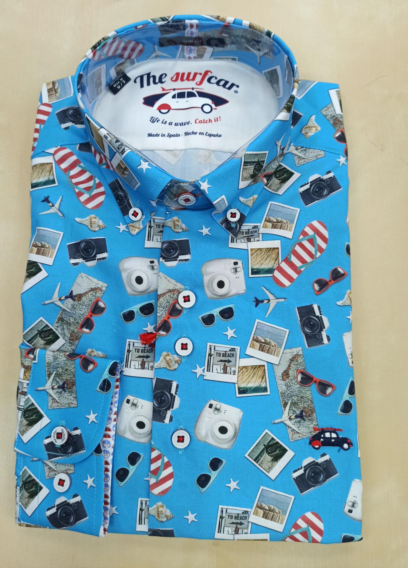 Camisa travel