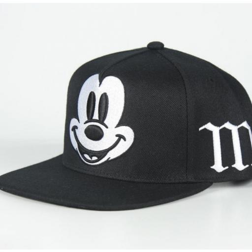 Gorra Mickey face
