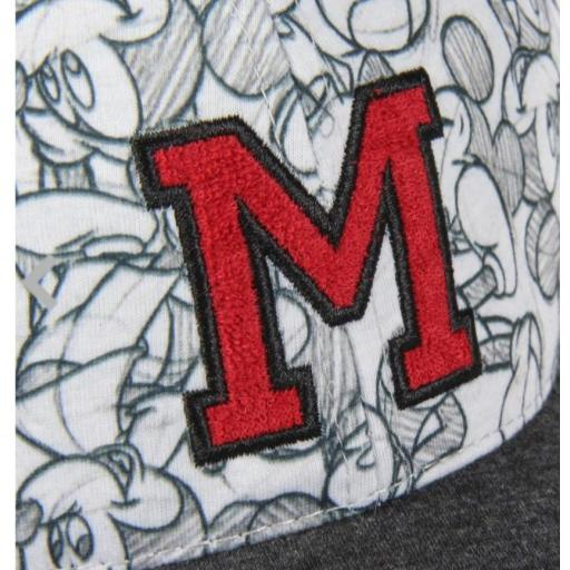 Gorra Logo Mickey [1]