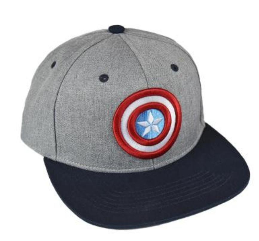 Gorra plana Avengers kids