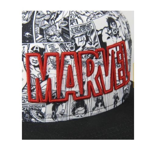 Gorra Marvel 2 [1]
