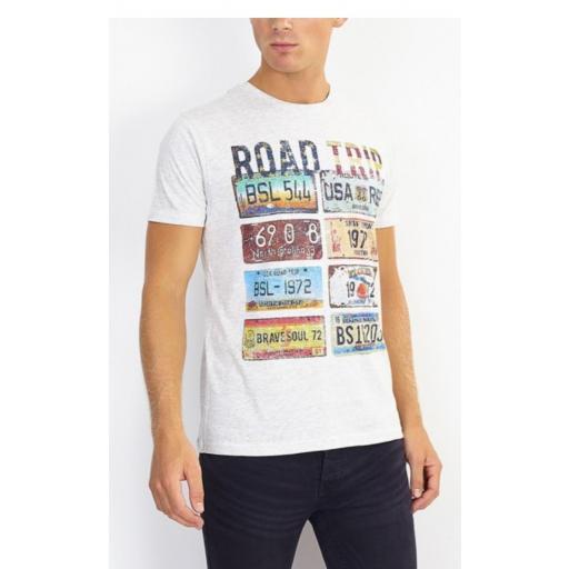 Camiseta Road trip