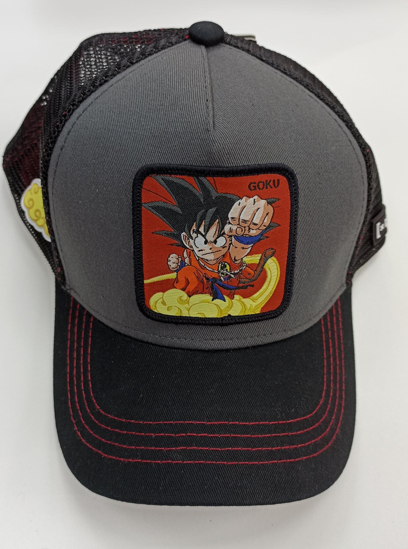 Gorra Goku nube