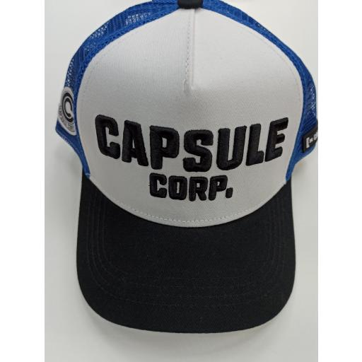 Gorra capsule corp