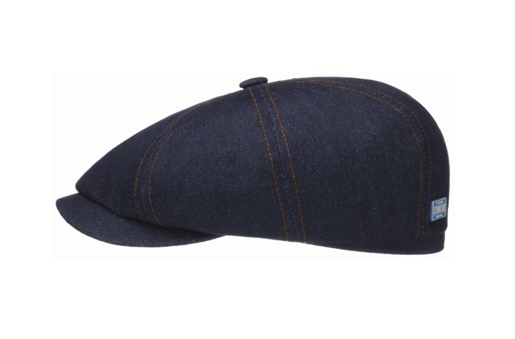 Gorra hatteras denim