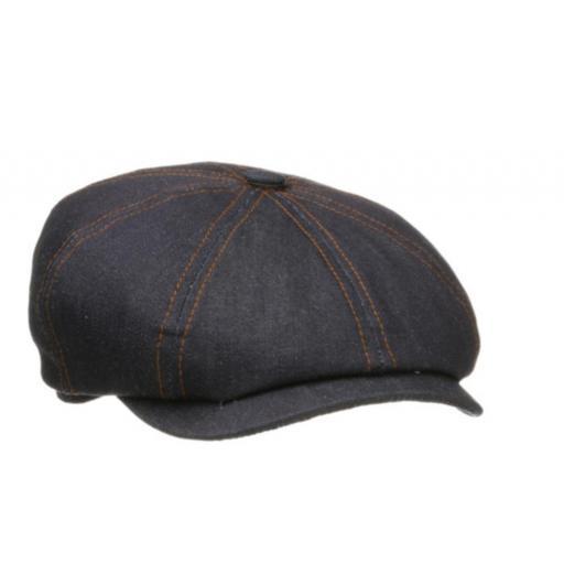 Gorra hatteras denim [3]