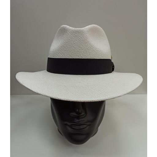Sombrero panamá Mayser blanco [1]