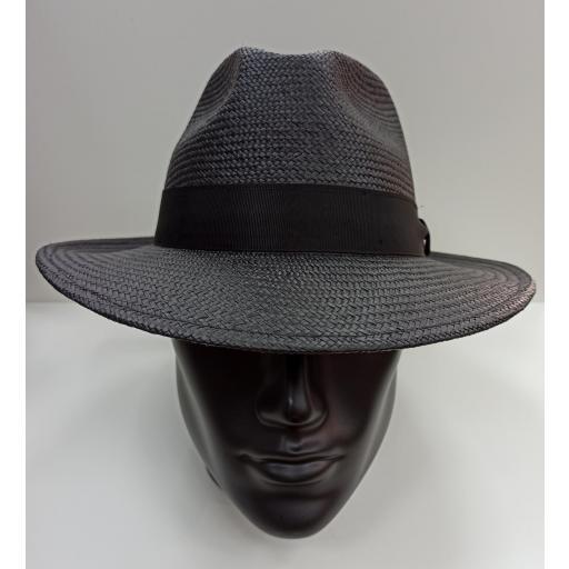 Sombrero panamá Mayser negro [1]