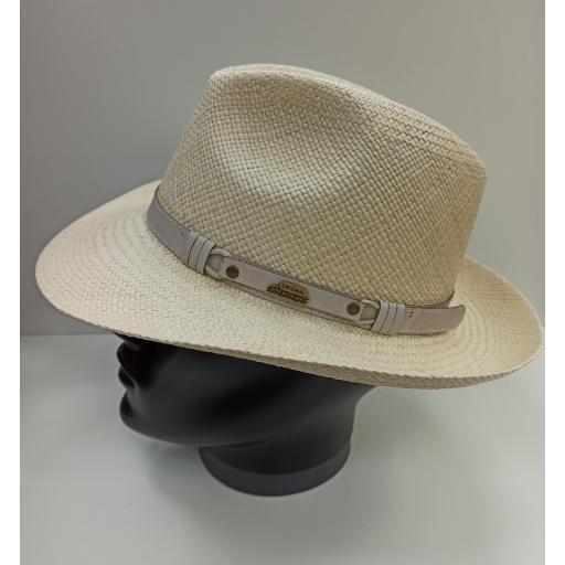 Sombrero panamá beigs