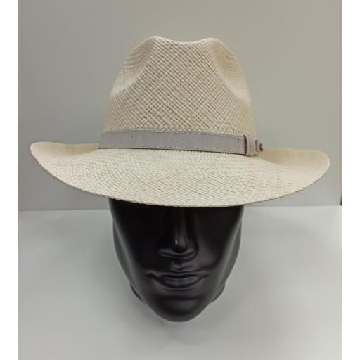 Sombrero panamá beigs [1]