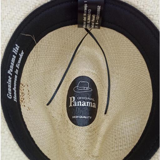 Sombrero panamá beigs [3]