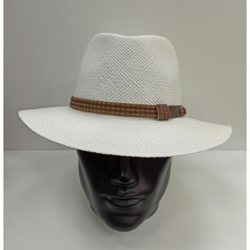 Sombrero panamá indiana [1]