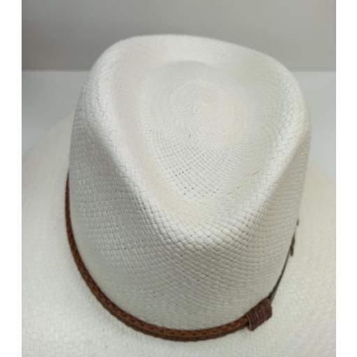 Sombrero panamá indiana [2]