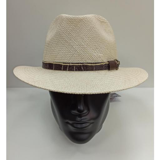 Sombrero panamá Amarillo [1]