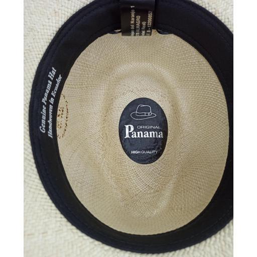 Sombrero panamá Amarillo [3]