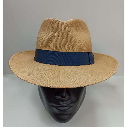 Sombrero panamá tabaco [1]