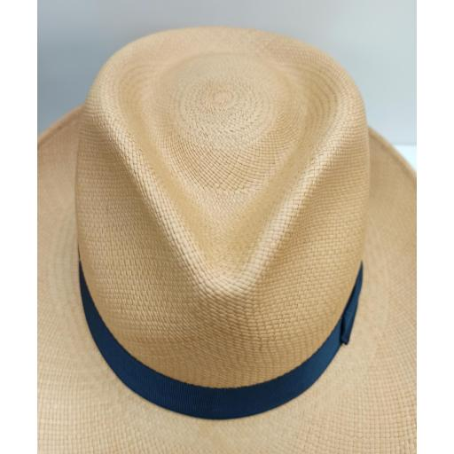 Sombrero panamá tabaco [2]