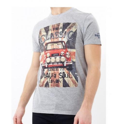 Camiseta classic Mini