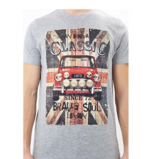 Camiseta classic Mini [1]