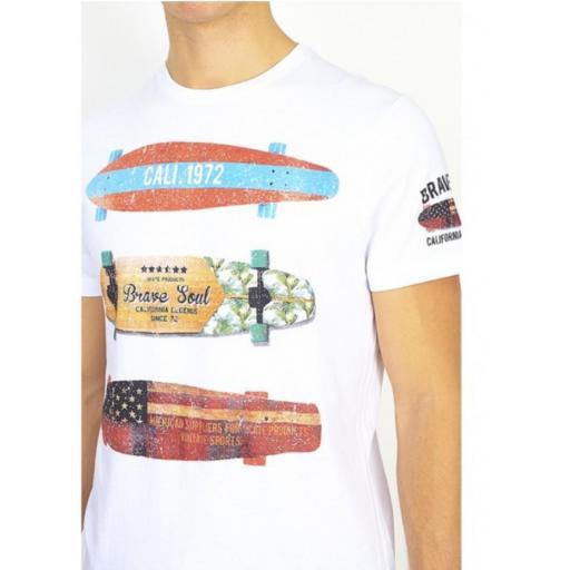 Camiseta skate [2]